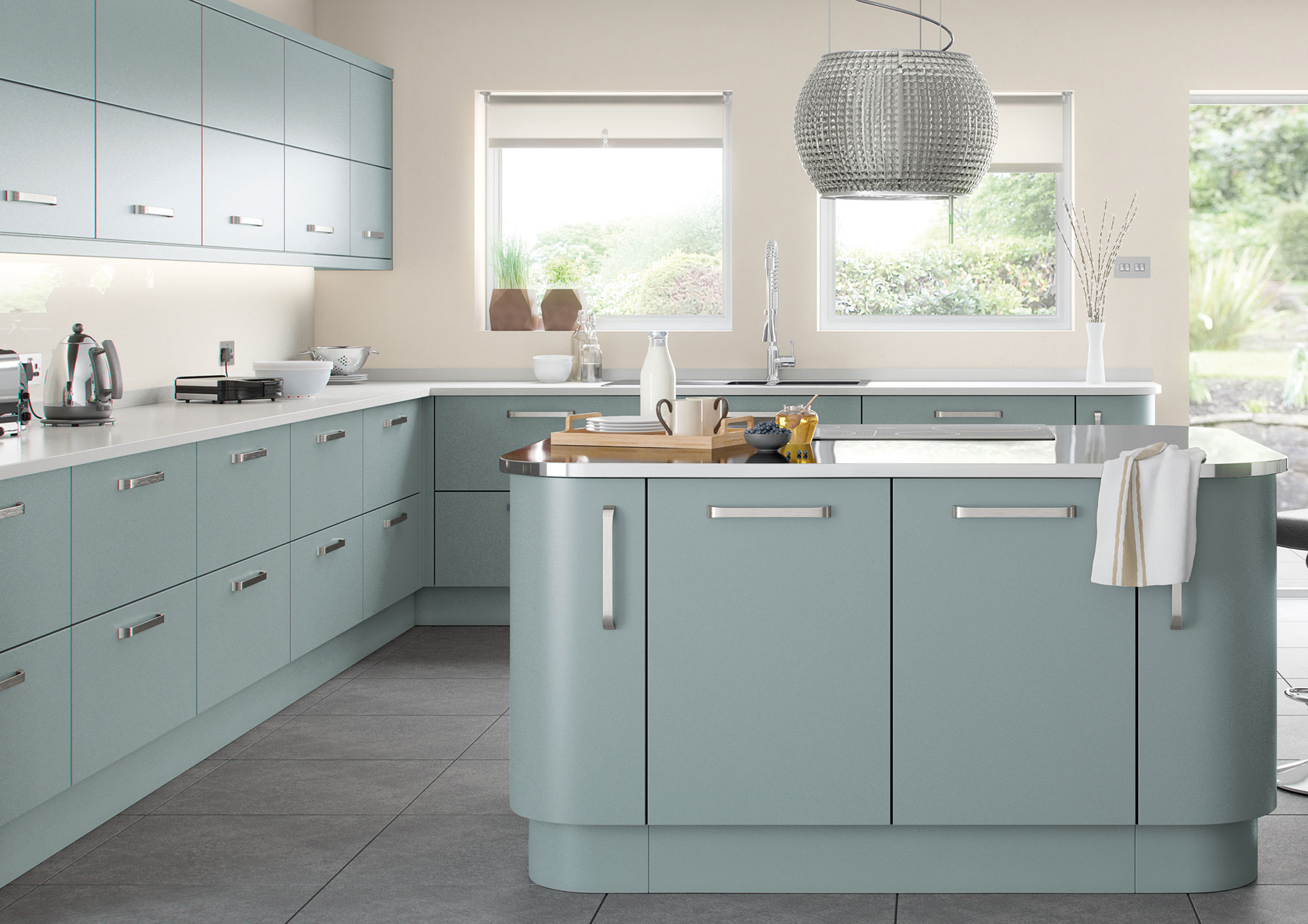kitchen unit colours - 1st stop kitchens